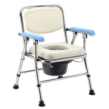 均佳 日式不銹鋼收合便器椅JCS-303 廠送