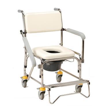 均佳 不銹鋼洗澡便器椅(拆手型)JCS-305 廠送