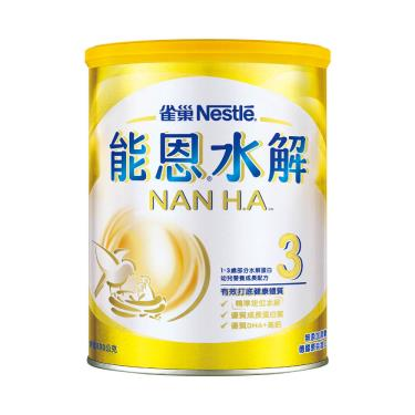雀巢 能恩HA3水解蛋白配方幼兒成長奶粉800g/罐