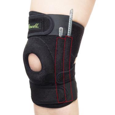 丹力 調整型雙側條護膝 R-05