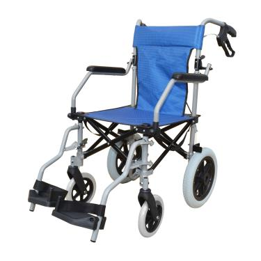Lohas Chair 外銷日本輕量鋁合金/銀髮休閒椅/可拆腳/最小收摺/僅9.7KG-贈 托輪包 廠送