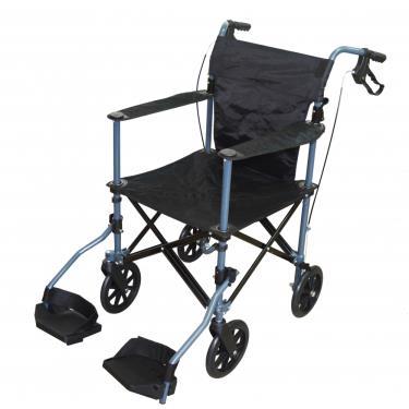 Lohas 外銷日本樂活椅/外出輕量型鋁合金/無須拆裝1秒收合/僅8KG-贈 拖輪收納袋 廠送