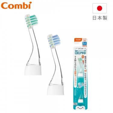 COMBI-Teteo電動牙刷替換刷頭-2入(13056)