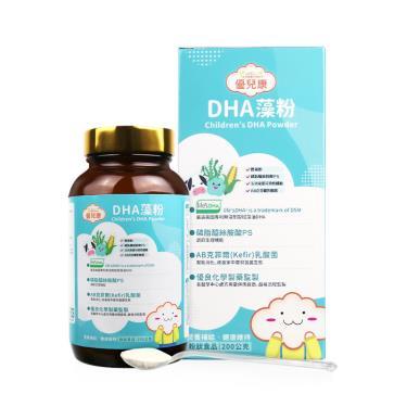 優兒康 DHA藻粉 200g/瓶
