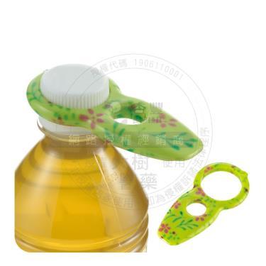 日本Richell利其爾 保特瓶開罐器(綠色)
