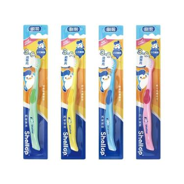 刷樂 西崔寶貝牙刷1入(顏色隨機)
