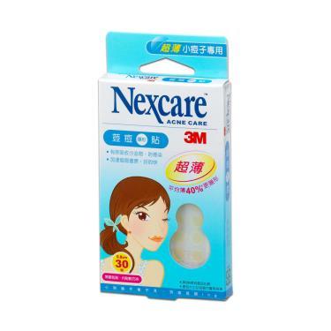 3M Nexcare 荳痘隱形貼-超薄小痘子專用 30顆/入