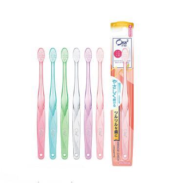 愛樂齒Ora2 me 微觸感牙刷 超軟毛(顏色隨機出貨)