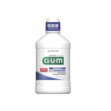 三詩達 GUM 牙周護理潔齒液 500ml
