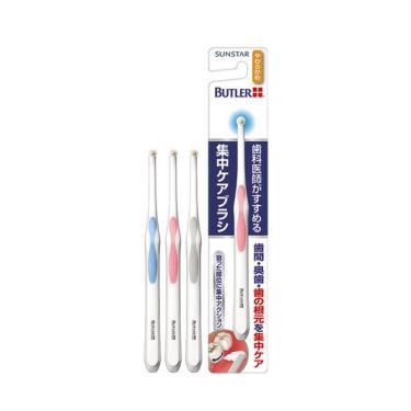 三詩達 BUTLER 集中單束護理牙刷 (軟毛)