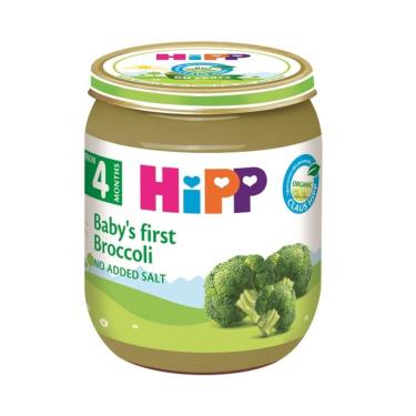 HIPP 喜寶 有機綠花椰菜泥125g