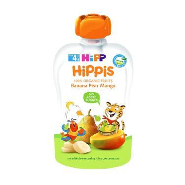 HIPP 喜寶 有機水果趣-香蕉芒果100g