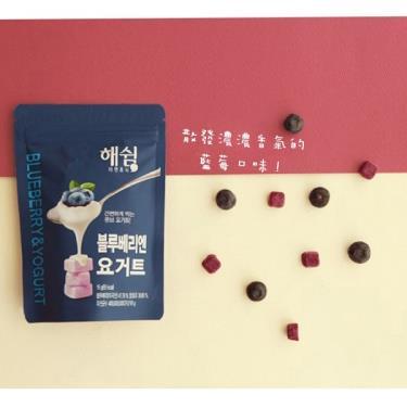 韓爸田園日記 優格寶寶餅乾-藍莓
