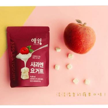 韓爸田園日記 優格寶寶餅乾-蘋果