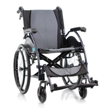 I CARE 艾品 鋁合金輕量收折型輪椅 IC-200 廠送
