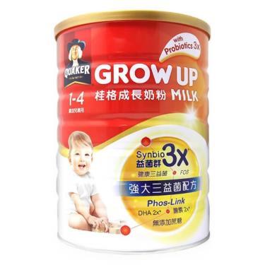 (買6送1)桂格 強大三益菌 成長奶粉1.5kgx7罐