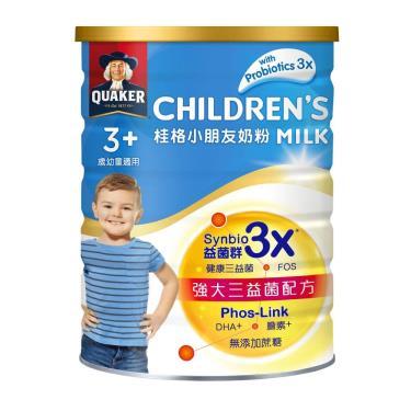 (買6送1)桂格 強大三益菌 小朋友奶粉1.5kgx7罐