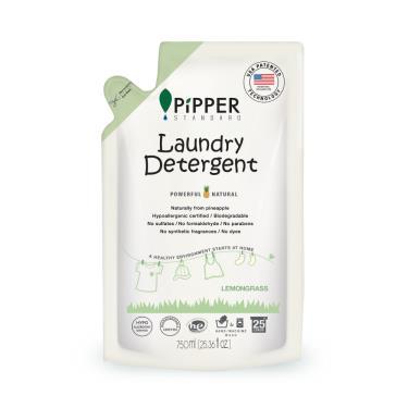 PIPPER STANDARD 鳳梨酵素洗衣精補充包(檸檬草) 750ml