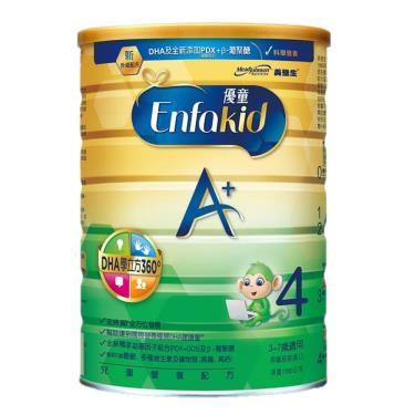 美強生 優童A+兒童營養奶粉 1.7kg/罐