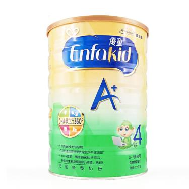 美強生 優童A+兒童營養奶粉 1.7kg/罐 + -單一規格