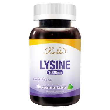 Lovita愛維他 離胺酸(90顆/瓶)