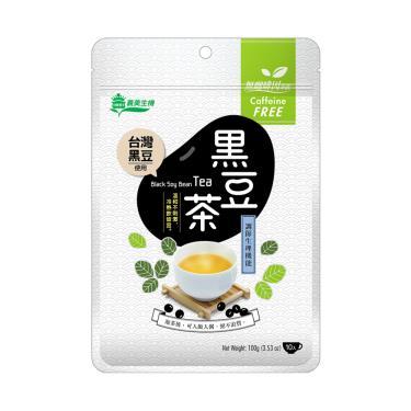 義美生機 台灣黑豆茶100g