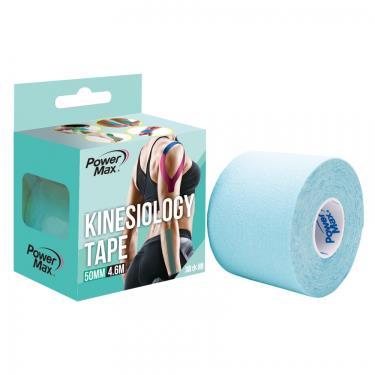 給力貼PowerMax 肌貼 時尚Tiffany藍 台灣製運動貼布(單入)