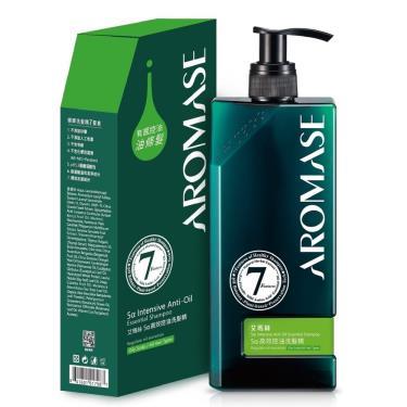 AROMASE 艾瑪絲 5α高效控油洗髮精400ml 高階版