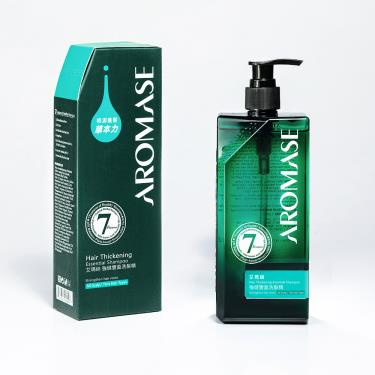 AROMASE 艾瑪絲 強健豐盈洗髮精400ml 高階版