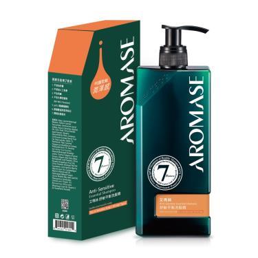 AROMASE 艾瑪絲 舒敏平衡洗髮精400ml 高階版