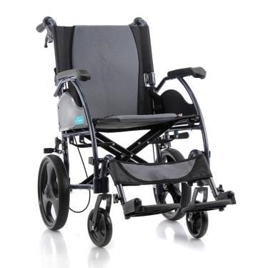 I CARE 艾品 鋁合金輕量小輪型輪椅 IC-120 廠送