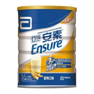 亞培 安素優能基營養配方(穀物口味)850g/罐