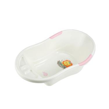 小獅王辛巴嬰兒防滑浴盆-麗芙粉