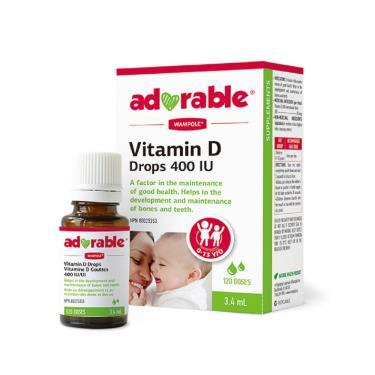 愛德樂寶 液態維生素D劑(3.4ml/盒)