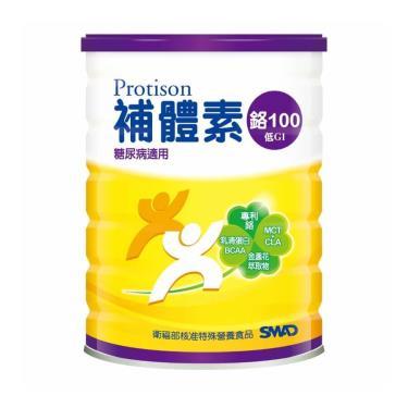 補體素 鉻100糖尿病適用奶粉780g/罐