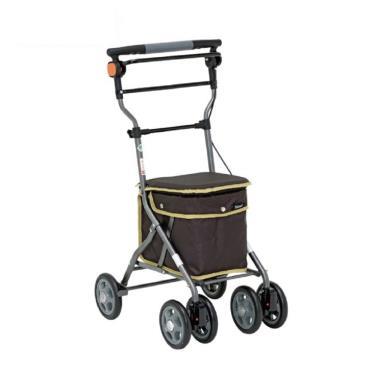 日本幸和TacaoF 中型重量款購物步型車 黑 廠送