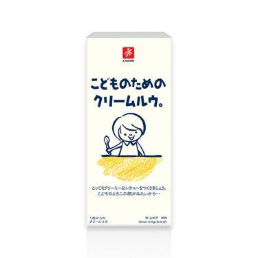 日本CANYON 兒童奶油調理塊(140g/盒)