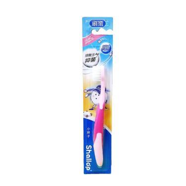 刷樂 小胖子兒童牙刷1入(顏色隨機)