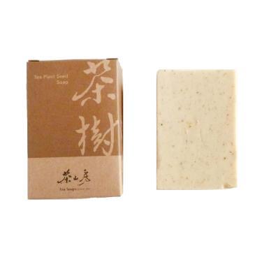 茶山房 茶樹皂100g
