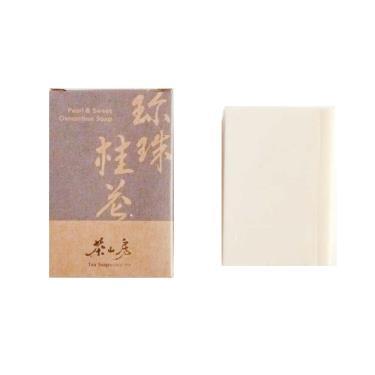 茶山房 珍珠桂花皂100g