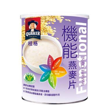 桂格 機能燕麥片700g/罐