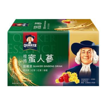 桂格 蜜人蔘滋補液(60ml*6瓶/盒)