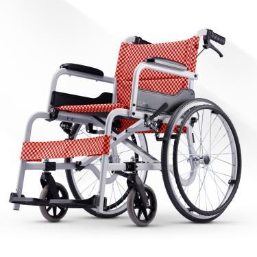 康揚karma 鋁合金 經濟標準型輪椅 飛揚100 輪椅B款補助 (廠送)