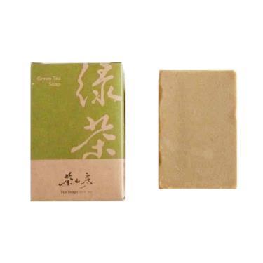 茶山房 綠茶皂100g