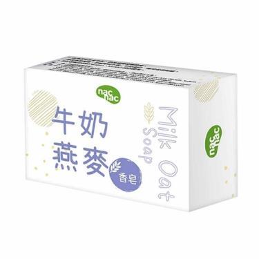 NAC NAC 牛奶燕麥嬰兒皂-75g
