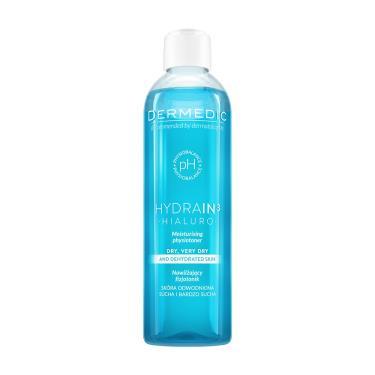波蘭 得美媞DERMEDIC 玻尿酸超水感舒緩保濕化妝水200ml(廠送)