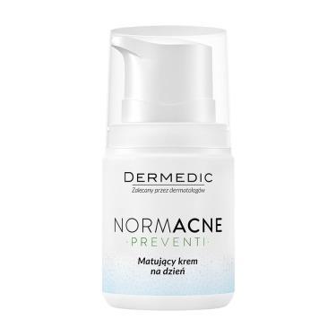波蘭 得美媞DERMEDIC 純淨肌超控油輕質乳霜55ml(廠送)