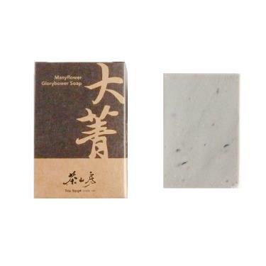 茶山房 大菁皂100g