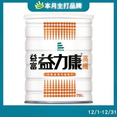 益富 益力康高纖Plus營養均衡配方 750g