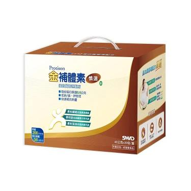 金補體素 慎選 蛋白質管理配方 (粉狀) 45公克*30包/盒